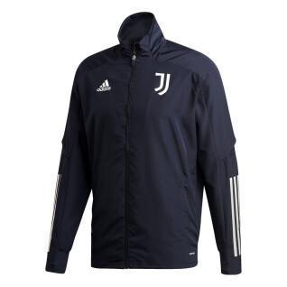 Jacket presentation Juventus 2020/21