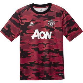 Manchester United Pre-Match Junior Jersey 2020/21