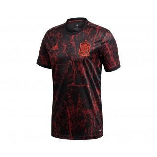 Maillot pre match Spain Euro 2020