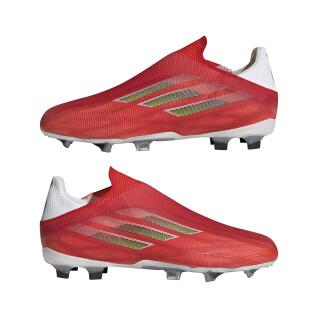 Children's football shoes Adidas X Speedflow FG