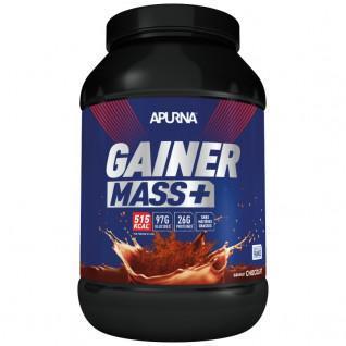 Pot Apurna Gainer Mass Plus - Chocolat - 2Kg