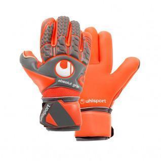Gloves Uhlsport Aerored Absolutgrip Finger Surround