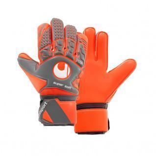 Gloves Uhlsport Aerored Supersoft