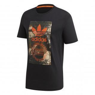 T-shirt adidas Originals Camo Tongue