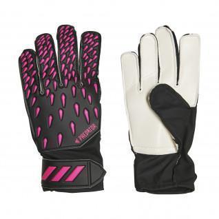 Kid's goalie gloves adidas Pred GL Training J
