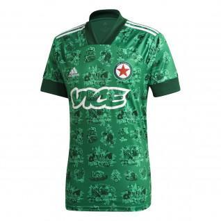 Red Star FC 20/21 home shirt