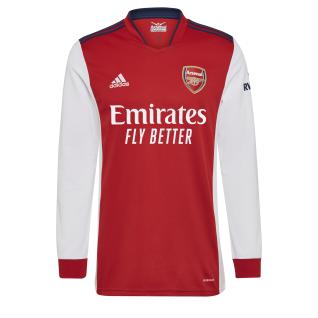 Home long sleeve jersey Arsenal 2021/22