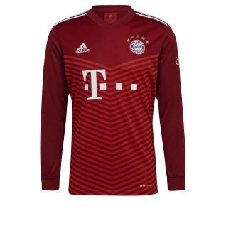 Long sleeve home jersey fc Bayern Munich 2021/22