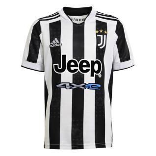 Juventus home child jersey 2021/22