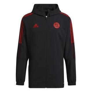 fc presentation jacket Bayern Munich Tiro