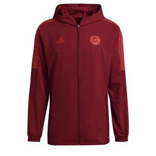 fc presentation jacket Bayern Munich Tiro 2021/22