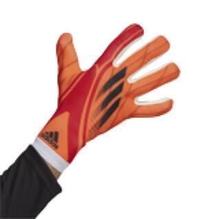 Goalkeeper gloves adidas X League