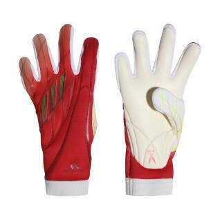 Kid's goalie gloves adidas X Pro