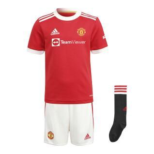Mini home kit manchester united 2021/22