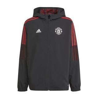 Children's presentation jacket Manchester United Tiro