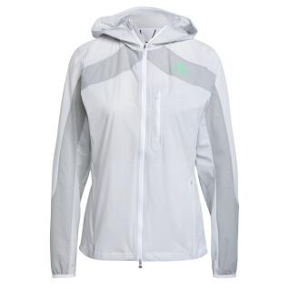Women's jacket adidas Adizero Marathon