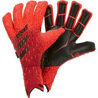 Goalkeeper gloves adidas Predator Pro
