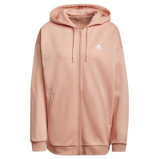 Women's jacket adidas Essentials Small Logo Full-Zip