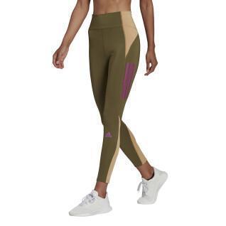 Women's Legging adidas Own The Run Block 7/8 Running