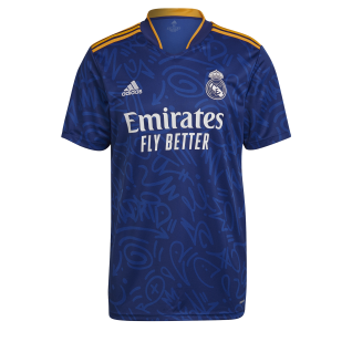 Outdoor jersey Real Madrid 2021/22