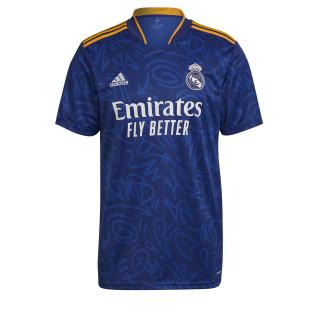 Children's outdoor jersey Real Madrid 2021/22