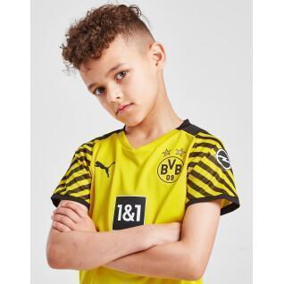 Borussia Dortmund home jersey for children 21/22