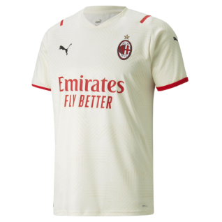 Outdoor jersey Milan AC 2021/22