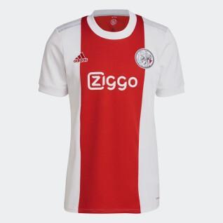 ajax amsterdam home jersey 2021/22