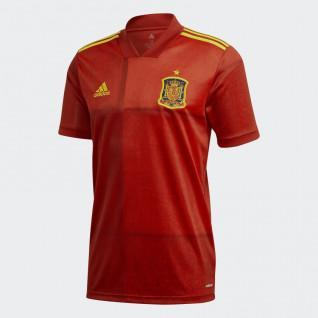 Spain 2020 Home Jersey