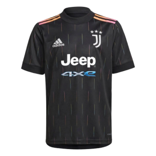 Children's outdoor jersey Juventus 2021/22
