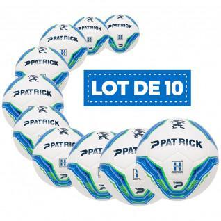 Lot 10 training ball Patrick Hybrid Bullet