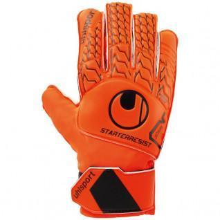 Goalkeeper gloves Uhlsport Stater resist