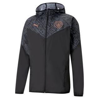Manchester City Warmup Jacket