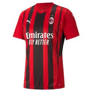 Children's home jersey Milan AC 2021/22