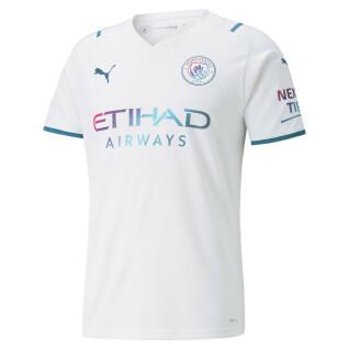 Outdoor jersey Manchester City 2021/22