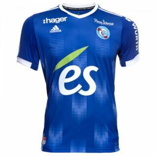 Home jersey RC Strasbourg 2021/22