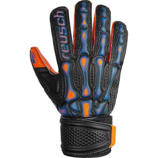 Kid's goalie gloves Reusch Attrakt Infrared Solid