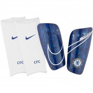 Shin guards Mercurial Chelsea FC