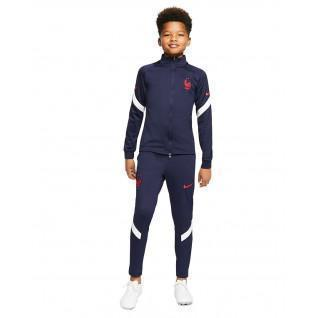 Tracksuit Junior France Strike