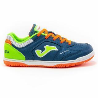 Children's shoes Joma Top Flex 2033 PETROLEO LACES