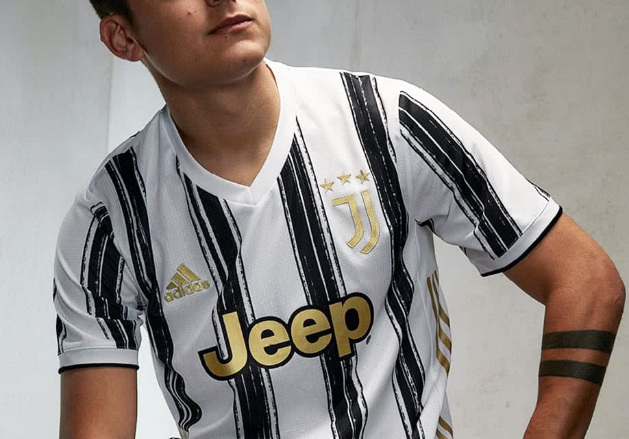Juventus kit 2020/21