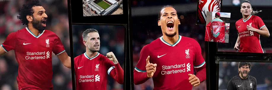 Liverpool kit 2020/21